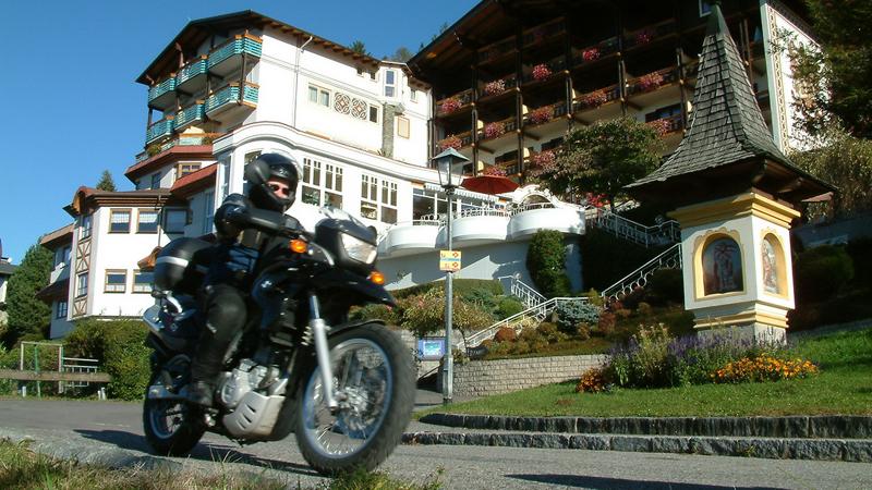 Motorradhotel Hotel Alexanderhof Motocult